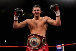 Nathan Cleverly v Tony Bellew - WBO Light-Heavyweight Title Fight