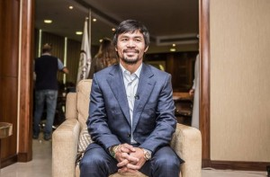Pacquiao is planning on having his last fight in Qatar before retiring