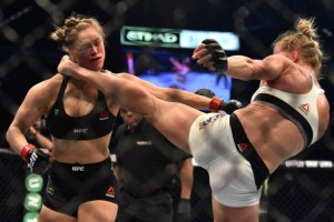 Holms - Rousey