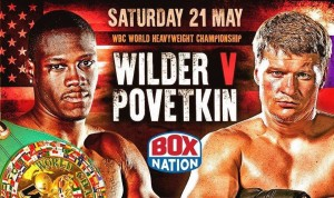 Wilder vs. Povetkin