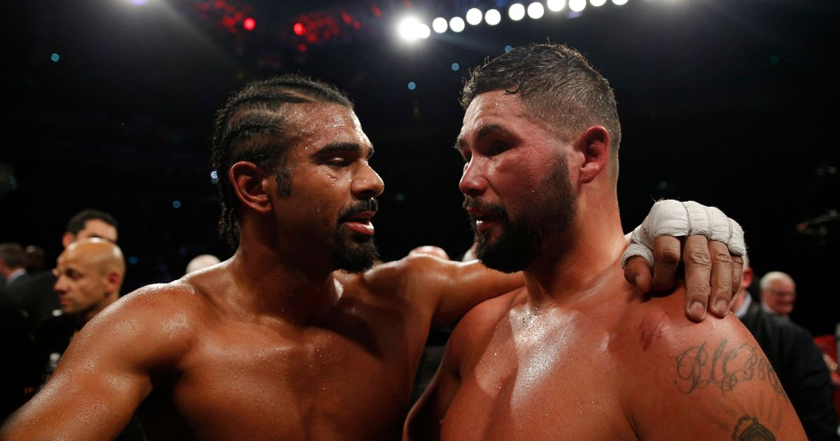 Bellew vs. Haye