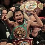 Pacquiao, shembulli i boksit