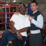 Intervistë ekskluzive me Colin Morgan: Muriqi ishte ndër boksierët më të fortë në botë